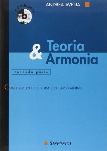 Teoria & armonia. Con CD Audio (Vol. 2)