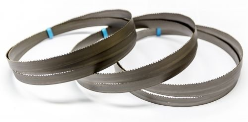 3x M42HSS bimetal Sierra de cinta 2085X 20X 0,9mm con 10/14ZpZ, Banso