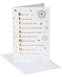 Front Message: Relax and Enjoy the ride Try something new Imagine the possibilities Remind yourself to play Expect adventures Make new plans Entertain a few wild ideas Nap without guilt Take time just for you Inside Message: For all you've done and a...