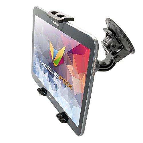 Mobilefox 360° KFZ zuignap Tablet houder auto voorruit houder voor Samsung Tab S2/S3