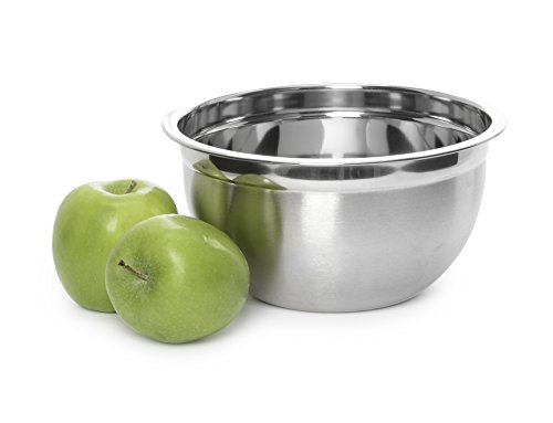 Ybmhome Deep Professional Quality Stainless Steel Mixing Bowl For Serving, MIxing Cooking and or Baking ( 3 Quart)