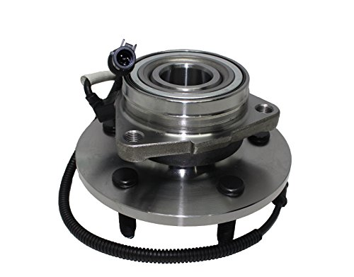 Detroit Axle - Complete Driver OR Passenger Side Front Wheel Bearing Hub...