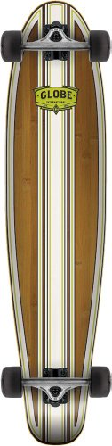 Globe Longboard Continental Complete, Bam/Black, 44 x 10 cm