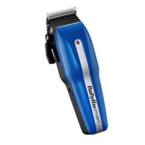 Babyliss For Men 7498CU Powerlight Pro Hair Clipper Set Stainless Steel Blades
