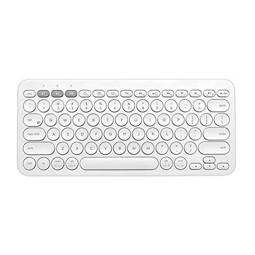 NQO Teclado Combo Teclado y ratón mecánico Gaming escritorio teclado, teclado numérico de teclado con membrana USB Bluetooth 400 x 250 x 60 mm