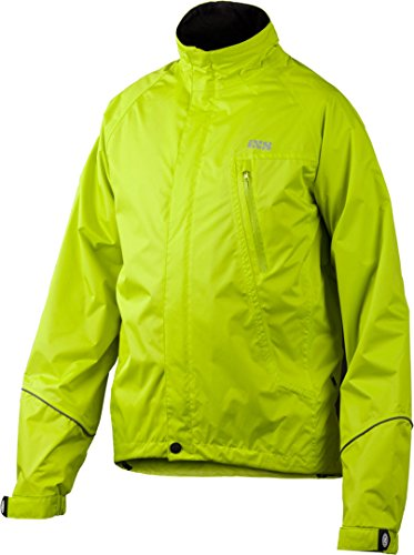 IXS Herren Jacket Chinook, Green, S, IX-JAC-2400