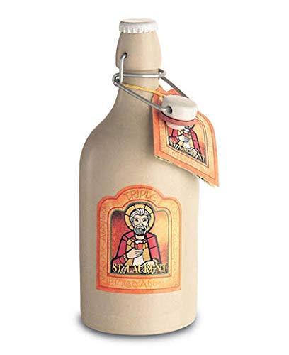 Birra Artigianale Belga bottiglia in ceramica -St. Laurent Triple- 50 cl 7,6% (1)