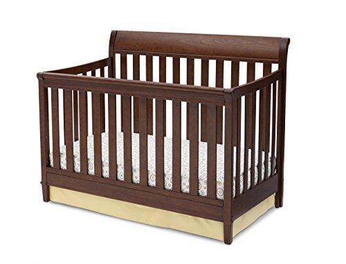 Learn More About Delta Children Haven 4-in-1 Convertible Crib, Espresso Truffle