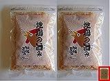 【2個セット】地鶏の旨み 阿波尾鶏削り節 100g 阿波鶏 ※コゲ食パンキッチンスポンジ付き