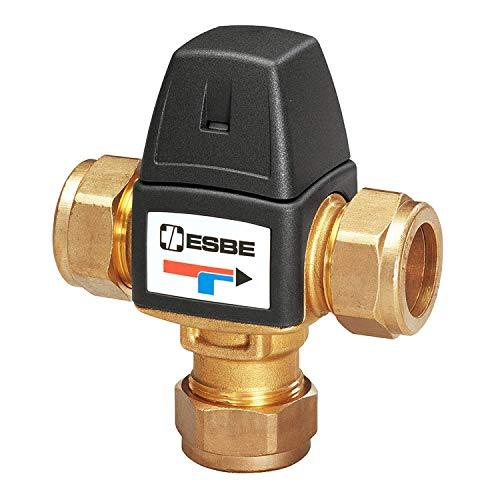 Bes–Ventil-Mischung Wasser-Mischer ESBE VTA323Kompressionsshirt 22mm geeignet