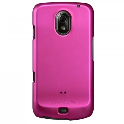 Case-Mate BT CM017193 Barely There Case for Samsung Galaxy Nexus CDMA (Pink)