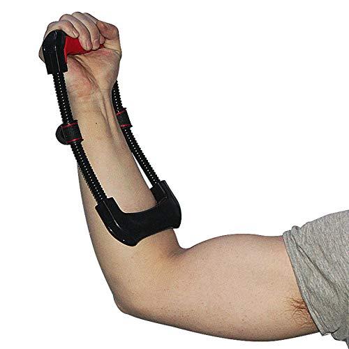 Potenza Polso Forza Hand Grip adduttori, del Rinforzo del Polso avambraccio Ginnico Mano Developer Forza Trainer per Gli Atleti, Gli Appassionati di Fitness, Professionisti
