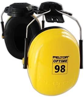 3M 10093045080936 Peltnor Optime #8482; 98 Non-Electronic Muffs