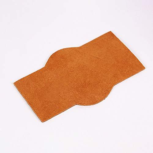 AKDSteel Erhu Anti-slip Pad Chinese Viool Mat Muziek Instrument Bescherming Accessoires B open brown