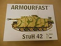 1/72 アーマーファスト ドイツ 10.5cm突撃榴弾砲42(2両入)