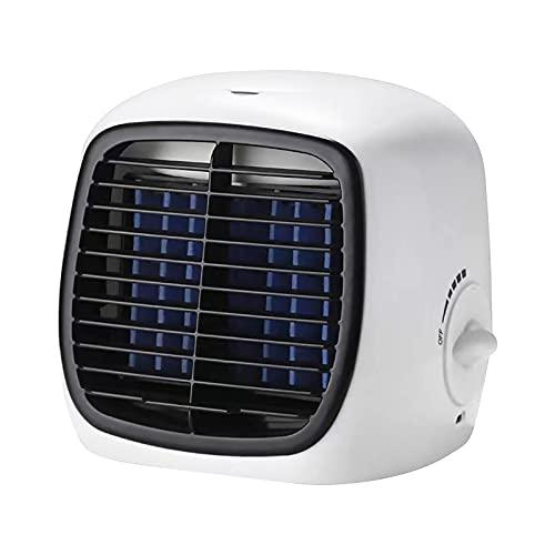 Condizionatore Portatile Senza Tubo, Condizionatore Portatile 6000 Btu, Condizionatore Senza Unità Esterna, Mini Condizionatore Portatile, Ventilatore Portatile, Ventilatore Usb, Ventilatore Da Tavolo