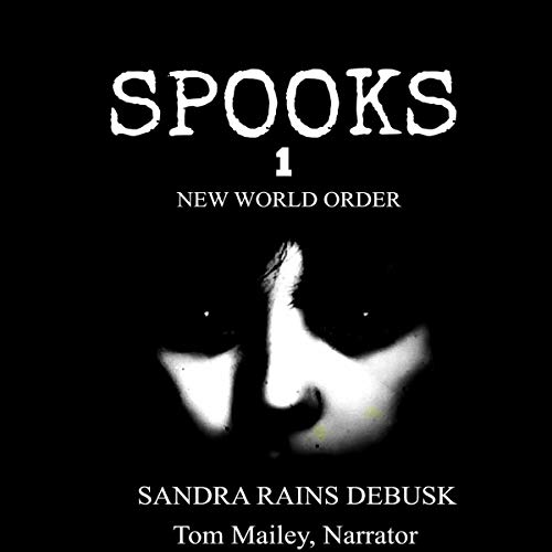 Spooks 1: New World Order audiobook cover art