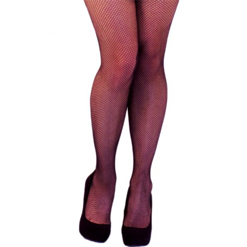 Christy`s Fishnet Tights (Black)