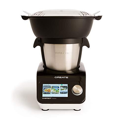 IKOHS Create Robot de Cocina Multifunción CHEFBOT Touch. 23 Funciones, 12 Velocidades...