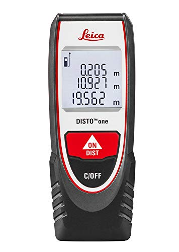 Leica DISTO ONE afstandsmeter
