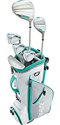 Kids Golf Club Sets - Top-Flite Girls Golf Club Set