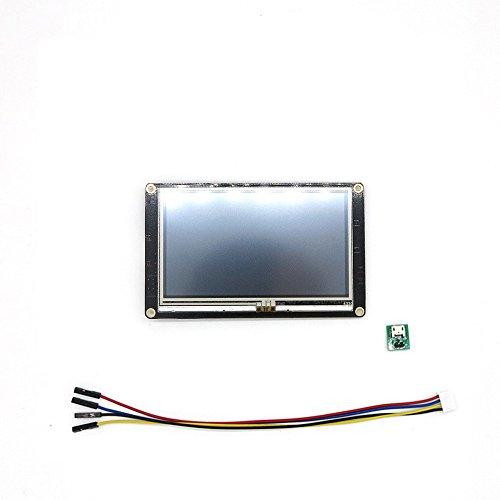 """UNIK, display touch HMI avanzato UNIKEL Nextion per Arduino Raspberry Pi 4.3\"""""""