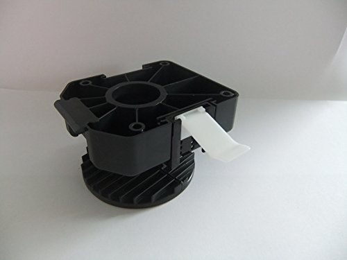 5 Stck. Befestigungsclip Sockelclip zu Sockelfuss Küchensockelfuss Sockelverstelller Höhenversteller Sockelverstellfuß Möbelfuß - LIVINDO