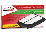 EPAuto GP476 GP476 (CA11476) Extra Guard Rigid Panel Air Filter...