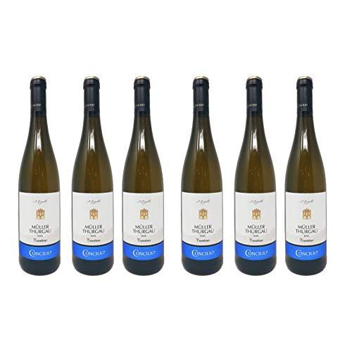 6 Bottiglie di Vino Muller Thurgau Concilio