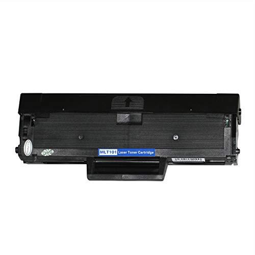 Kompatible Tonerkartusche für Samsung MLT-D101S/ELS 101 SCX4521NS SF760P MLTD101 MLT 101S Black Schwarz (Schwarz)