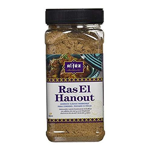 Ras el Hanout kruidenmix fijngemalen I Oosters kruidenpoeder mild pittig Marokkaanse specialiteit voor couscous 300 gr