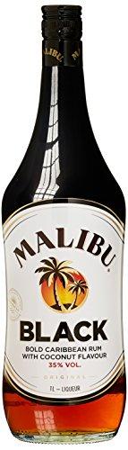Malibu Black Likör (1 x 1 l)