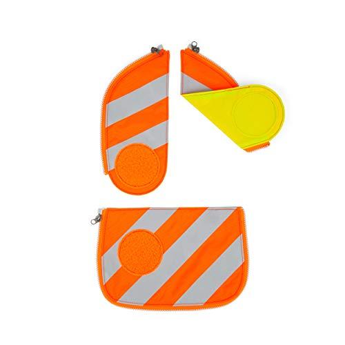 ergobag cubo Sicherheitsset - Sicherheitsset, 3-teilig - Orange - Orange