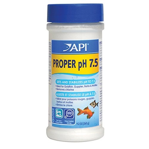 Aquarium Pharmaceuticals AAP37C bonne Ph 7,5 260Gm - Treats 200Gal