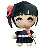 Demon Slayer Plush Toy Anime Character Doll Cartoon Plush Figure Stuffed Toys Gifts for Kids Adults Anime Fans (Tsuyuri Kanawo)