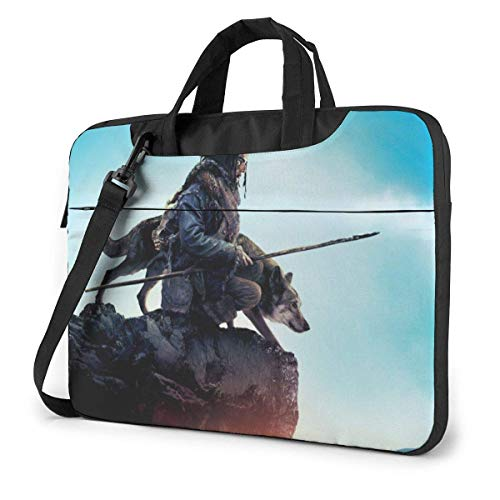 Laptop Sleeve Bag Alpha The Solutrean Girl Wolf Lance Laptop Sleeve Case Cover,Tablet Briease, Notebook Sleeve Case