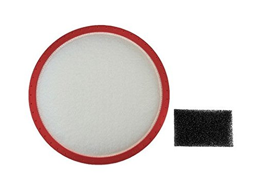 Dirt Devil 2288002 Filter, 2 teilig
