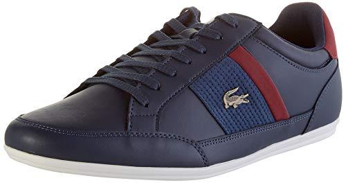 Lacoste Herren Chaymon 120 4 CMA Sneaker, Navy Blue, 42.5 EU