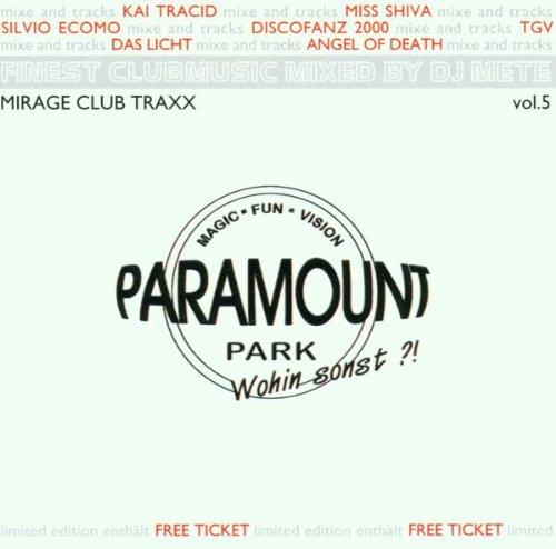 Mirage Club Traxx Vol.5