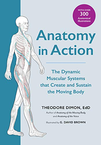 Anatomy in Action: The Dynamic Muscular Systems that Create and Sustain the Moving Body