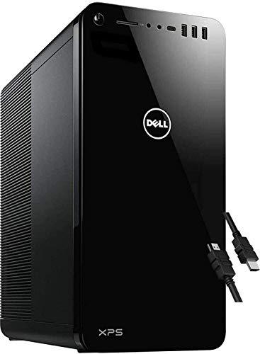 2020 Flagship Dell XPS 8930 Desktop Computer 9th Gen Intel Hexa-Core i5-9400 (Beats i7-7700HQ) 4GB GeForce GTX 165032GB DDR4 512GB SSD 1TB HDD USB-C WiFi Bluetooth 4.2 Win 10 + iCarp HDMI Cable