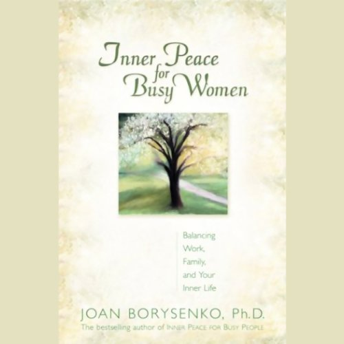 Inner Peace for Busy Women audiobook cover art