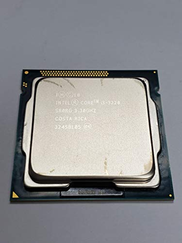 Processador Intel Core i3-3220 3,3 GHz 5,0GT/s 3 MB LGA 1155 CPU OEM (CM8063701137502)