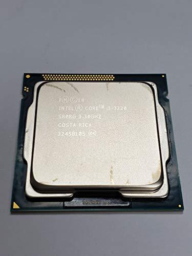 Intel Core i3-3220 Processor 3.3GHz 5.0GT/s 3MB LGA 1155 CPU, OEM (CM8063701137502)
