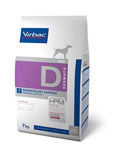 Virbac Veterinary HPM Vet Dermatology Tasche für Hunde, 7 kg