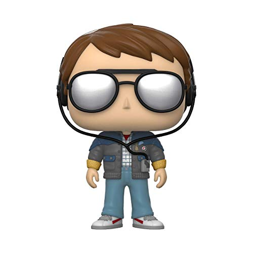 Pop! Movie: Back to The Future- Marty w/Glasses