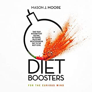 Diet Boosters audiobook cover art