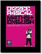 Music Ad World DIZZEE RASCAL - Maths + English Mini Poster - 28.5x21cm