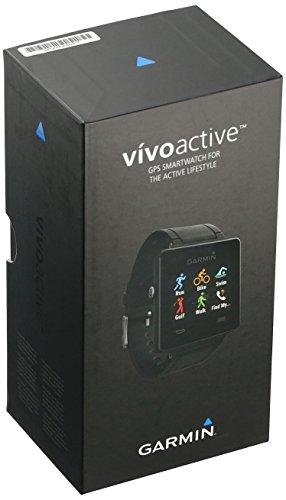 Montre Garmin Vivoactive GPS connectée Ultra-Mince Smartwatch - 6