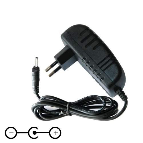 TOP CHARGEUR* Adaptador Cargador 12V 1.5A 18W 3.0 * 1.0mm Reemplazo Tablet...